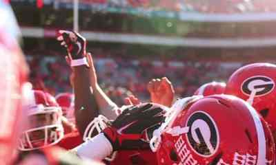 2015 UGA-ULM Football Hype Video