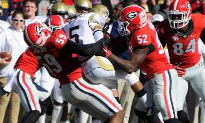 2014 UGA-Georgia Tech