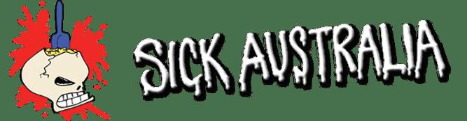 Sick Australia