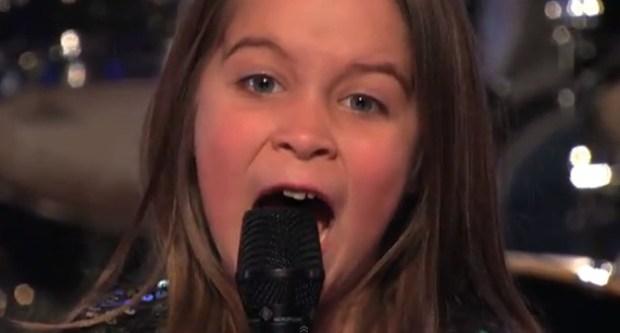 6 Year Old Death Metal Vocalist