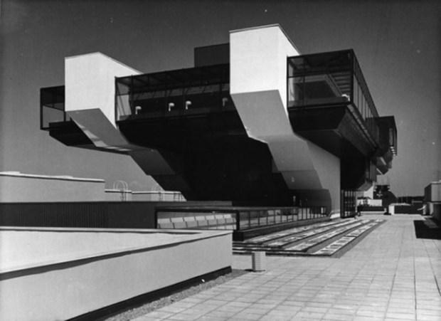 Soviet Architecture - Pirita Top Spa Hotell - Tallinn Estronia 2