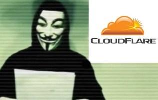 Anonymous Cloudfare