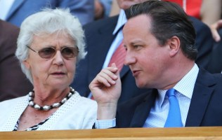 David Cameron's Mother