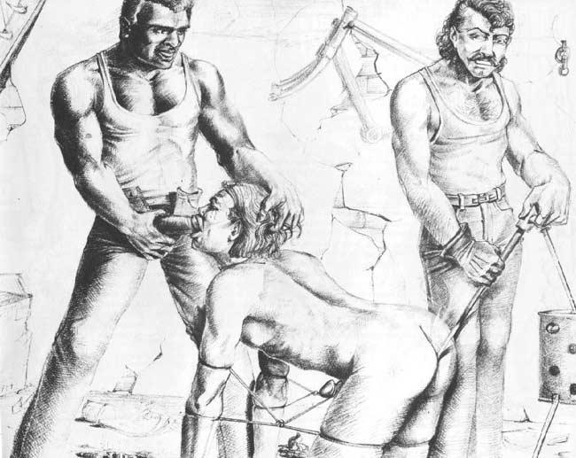 bondage humiliation