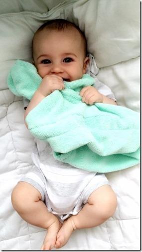baby boy 7 months