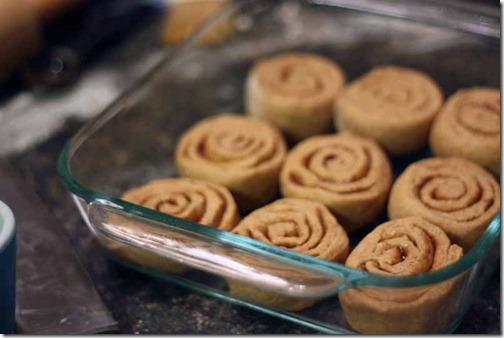 homemade cinnabon rolls