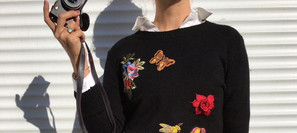 Modetrend Patches - Aufnäher & Céline