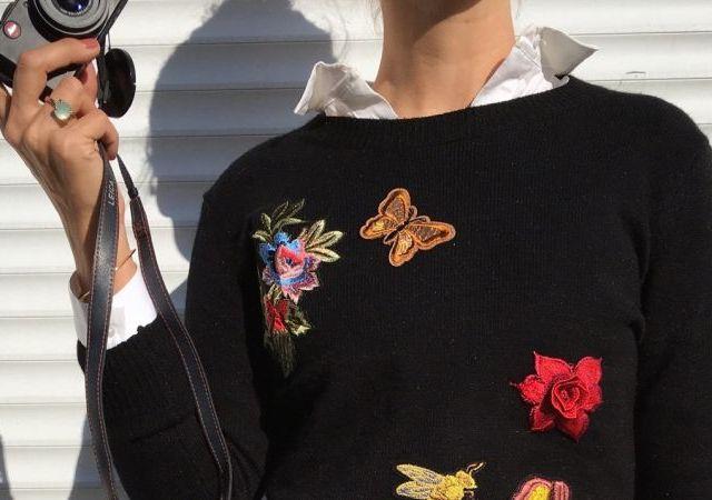 Modetrend Patches – Aufnäher & Céline