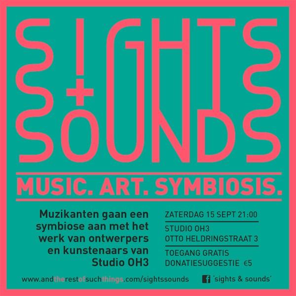 Flyer design SightsSounds 1