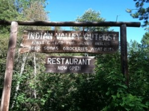Indian Valley Outpost