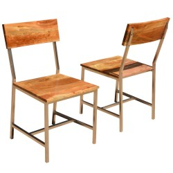 Small Of Rustic Dining Chairs