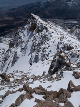 Shoulder of Mt. Locke