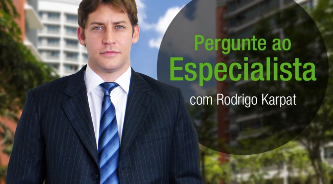 Palestra do Dr. Rodrigo Karpat