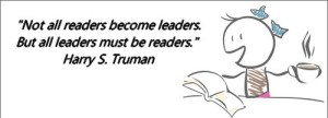 Not all readers become leaders