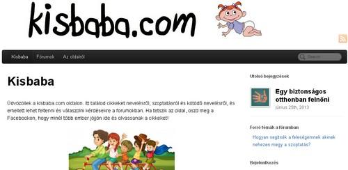 Wordpress templates for babies