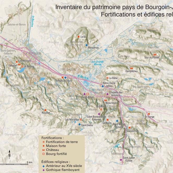panneau exposition inventaire patrimoine pays de Bourgoin Jallieu