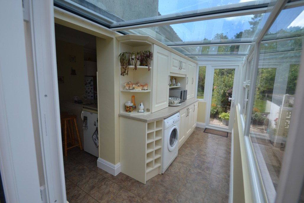 Conservatory With Utility Room Signature Homes Ltd