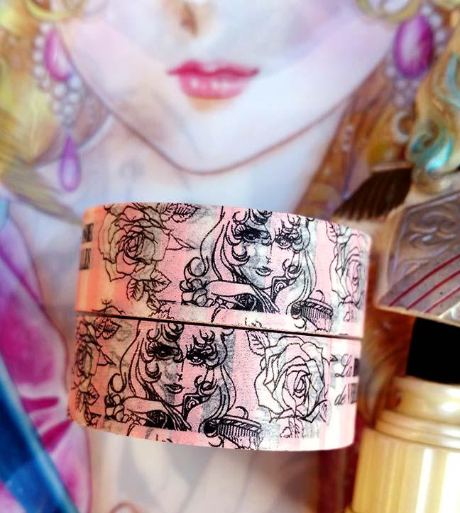 Rose of Versailles Washi