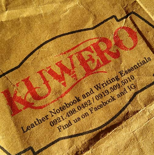 Kuwero Traveler's notebooks