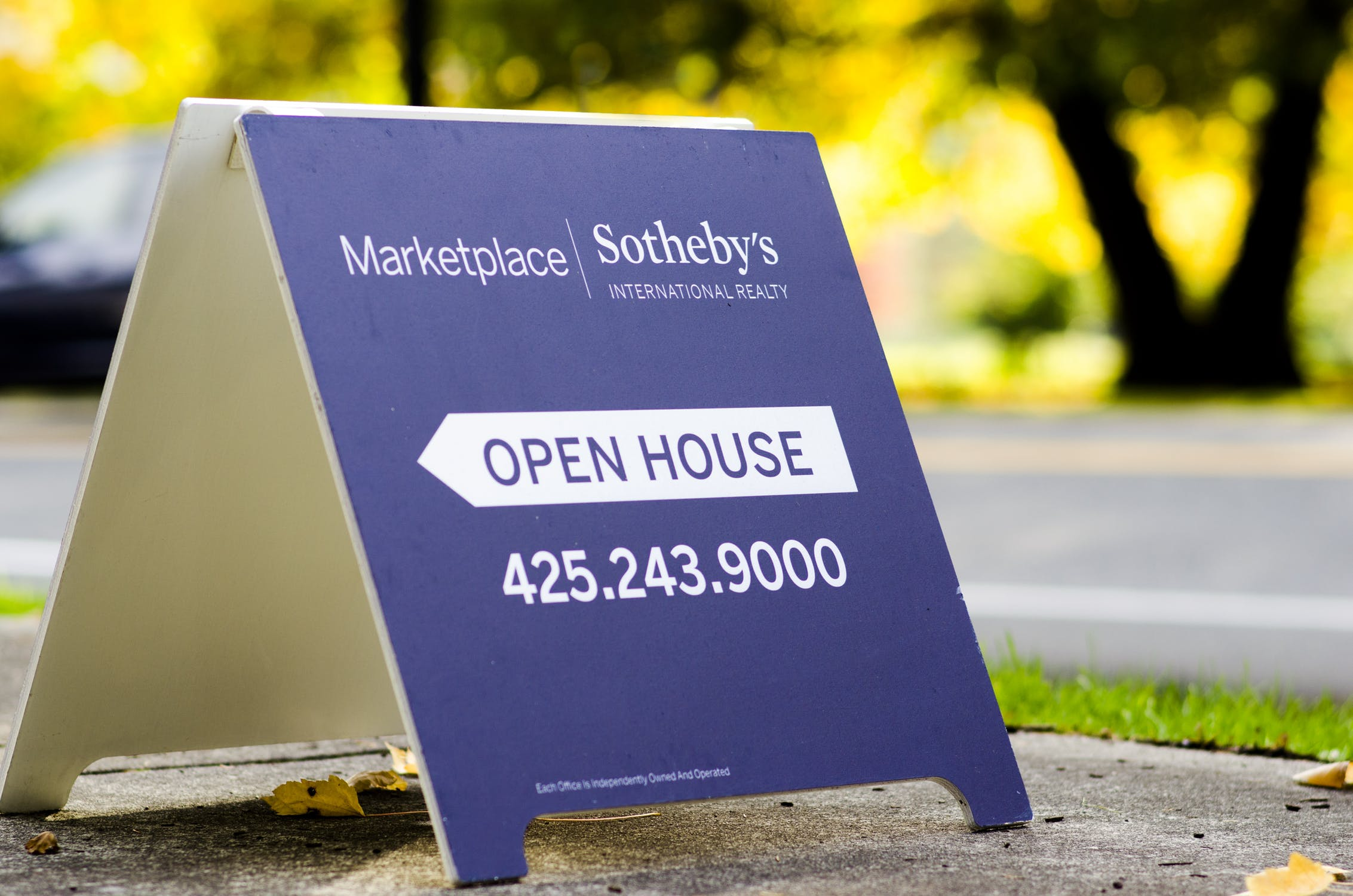 Fullsize Of Open House Signs