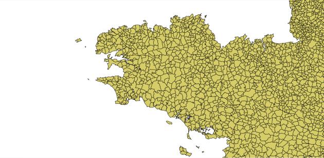 Rendu en pdf avec un zoom de 600% de la couche vecteur avec qgis 2.12