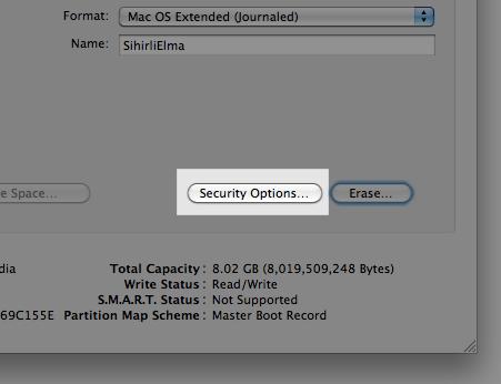 sihirli elma disk format bicimlendirmek 5 Mac101: Nasıl format atılır? (Bir diski biçimlendirmek)