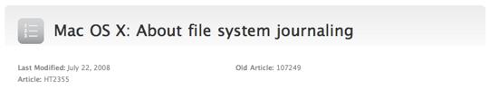 sihirli elma disk format file system journaling Mac101: Nasıl format atılır? (Bir diski biçimlendirmek)