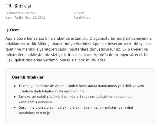 sihirli elma apple store turkiye 2 Apple Store Türkiye hazırlıkları başladı!