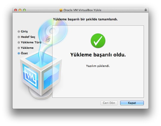 sihirli elma virtualbox mac windows yuklemek 5 VirtualBox ile Mac üzerine Windows yüklemek