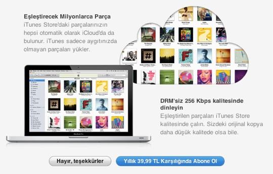 sihirli elma itunes match nedir nasil kullanilir 8 iTunes Match nedir? Nasıl kullanılır?