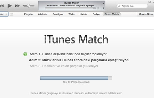 sihirli elma itunes match nedir nasil kullanilir 9a iTunes Match nedir? Nasıl kullanılır?