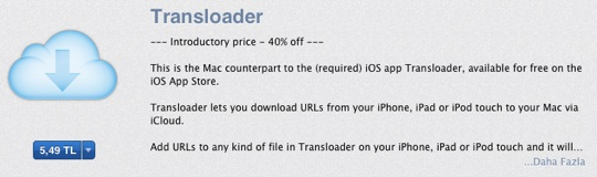 sihirli elma transloader 1a Macimize uzaktan download: Transloader