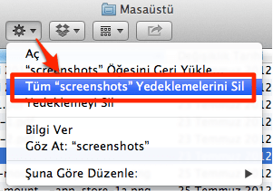 sihirli elma mac yedekleme time machine 16 Mac101: Macte Nasıl Yedekleme Yapılır? Time Machine ile...