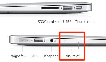 sihirli elma yeni macbook air 2013 11 Yeni MacBook Airde (2013) yeni neler var?