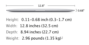 sihirli elma yeni macbook air 2013 14 Yeni MacBook Airde (2013) yeni neler var?