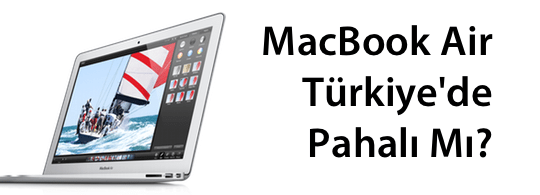 sihirli elma macbook air turkiye fiyat karsilastirma banner Türkiyede MacBook Air fiyatları pahalı mı?