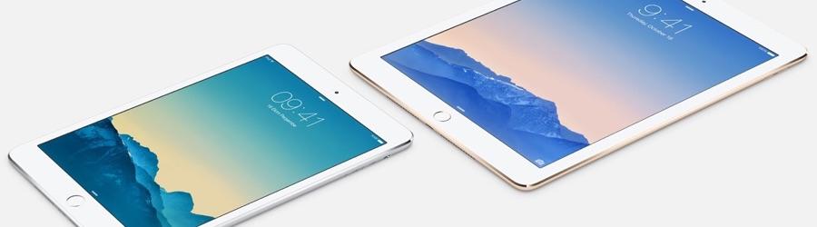 iPad Air 2 ve iPad mini 3 Türkiye fiyatları belli oldu, haftaya Türkiye'de!