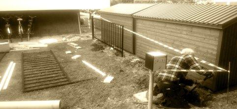 Nitat staket. Smide och design av Silas Metallkonst i Uppsala