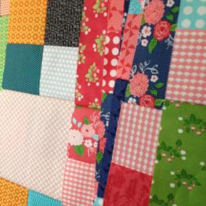 My rows are ready to become a quilt on thishellip