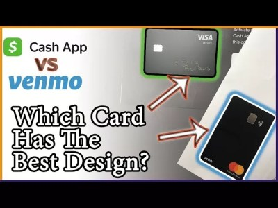 Cash App Card vs. Venmo Card; Which Looks Better - Silly Reviews