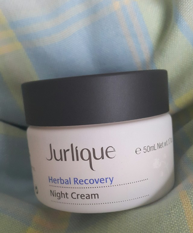 6.Jurlique Herbal Recovery Night Cream 【价钱请咨询Jurlique专卖店】