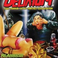 Magazine Review: Full Moon Presents Delirium #1 (Feb/Mar 2014)