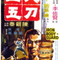 Iron Bodyguard (1973)