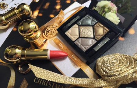 Dior Golden Shock for Holiday 2014