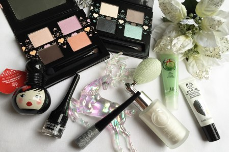 The Body Shop Holiday 2014 Makeup Collection