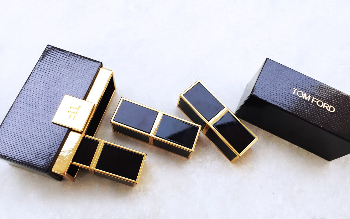 Tom Ford Lips and Boys: Complete Swatches & Review