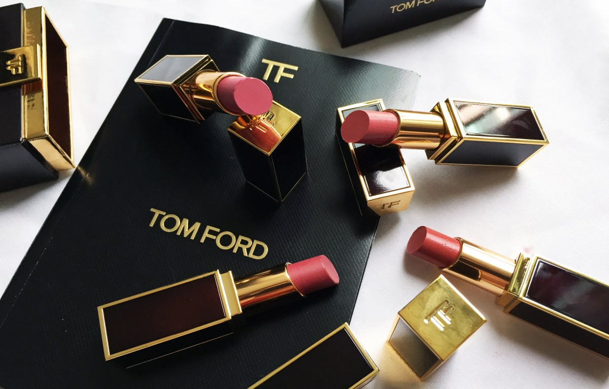 New Tom Ford Lip Color Shine for Spring 2015