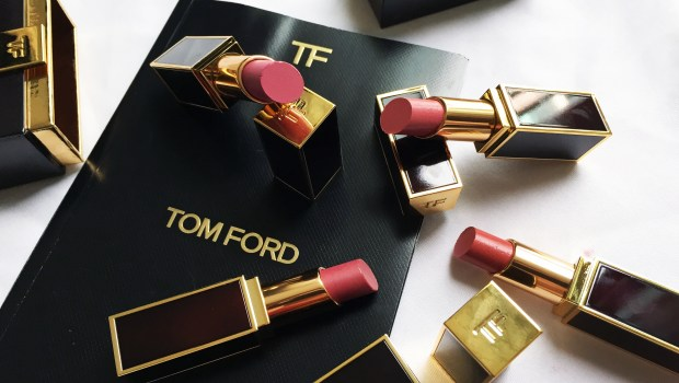 Tom Ford Lip Color Shines for Spring 2015
