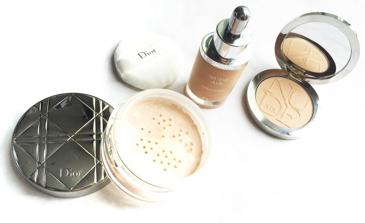 Nude Skin Has Never Looked This Good... Dior Nude Air