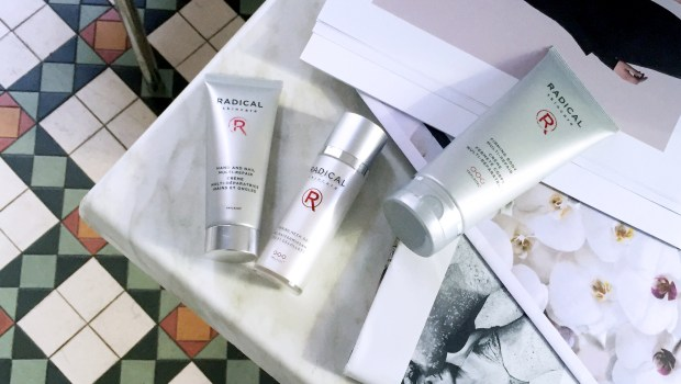 Radical Skincare bodycare feature